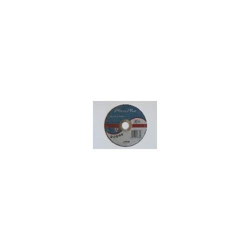 Cutting disc Weldcut Inox 125mm x 1.0mm
