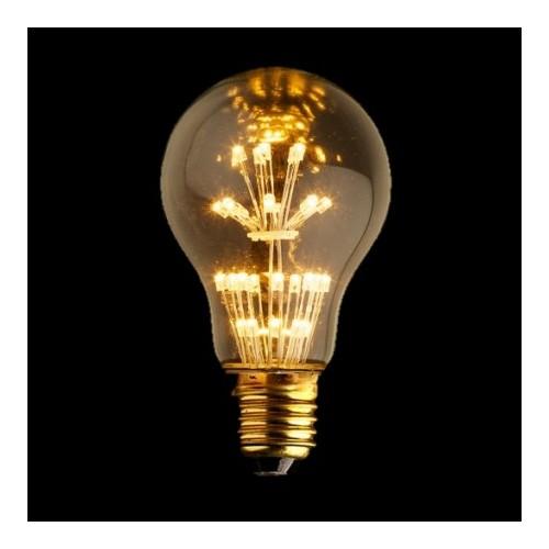 ΔΙΑΚΟΣΜΗΤΙΚΟΣ ΛΑΜΠΤΗΡΑΣ LED STAR GLOW DIMMABLE 3W E27 - A60