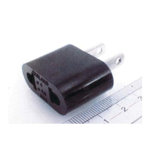Travel Adapter Flat Plug from 220V to 110V USA
