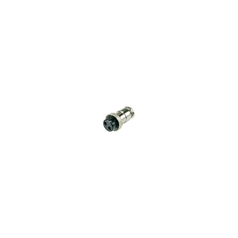 CB CONNECTOR FEMALE 2 PINS
