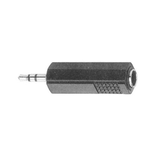 3.5mm STEREO ADAPTOR TO 6.3mm STEREO FEMALE