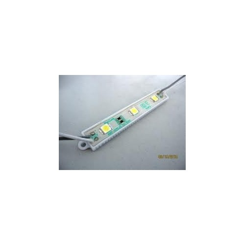 Epistar SMD5050 3LED Modules Green Color for Light Box