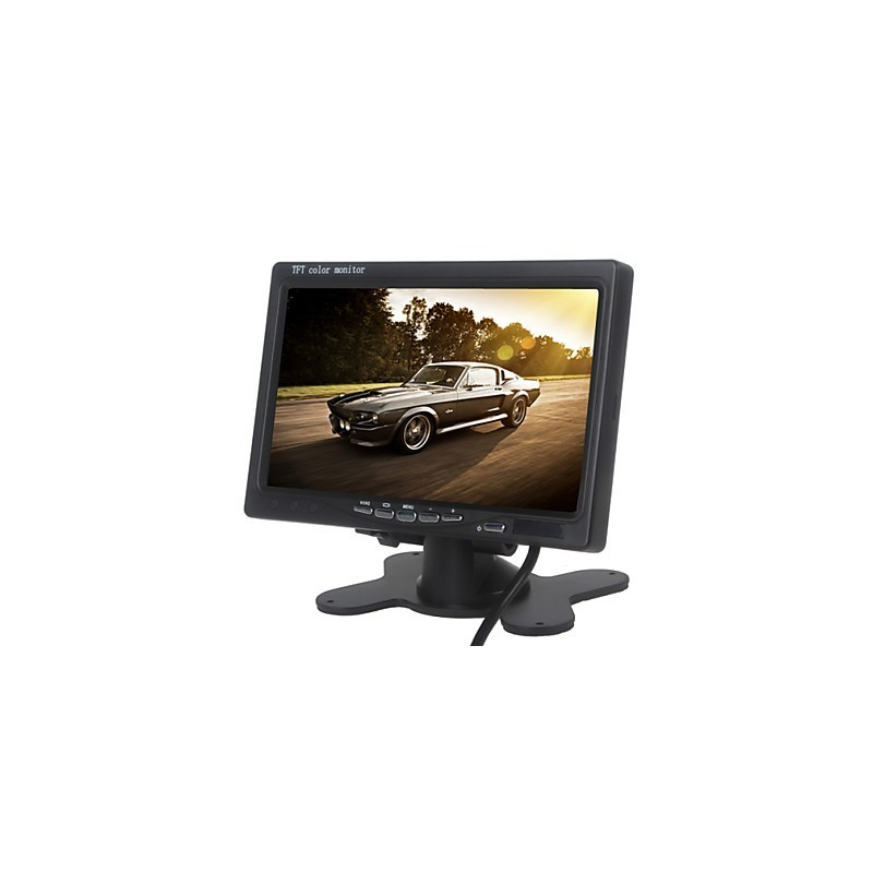 "TFT 7\"" TM-7055 LCD COLOR MONITOR 14239"