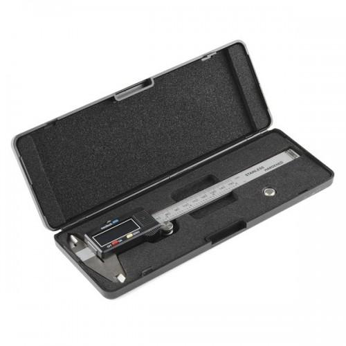 Electronic Digital Vernier Caliper - SILVER 2703