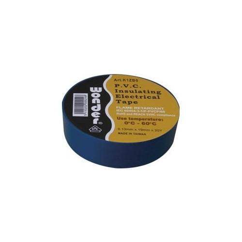 ΜΟΝΩΤΙΚΗ ΤΑΙΝΙΑ WONDER ΑΚΑΥΣΤΗ PVC 0,13*19mm 0-60° C ΜΠΛΕ