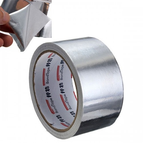 strong aluminium tape, based on a SILVER