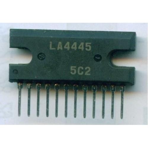 LA 4445 ΗΜΙΑΓΩΓΟΙ