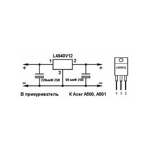 L 4940 V12 ΗΜΙΑΓΩΓΟΙ