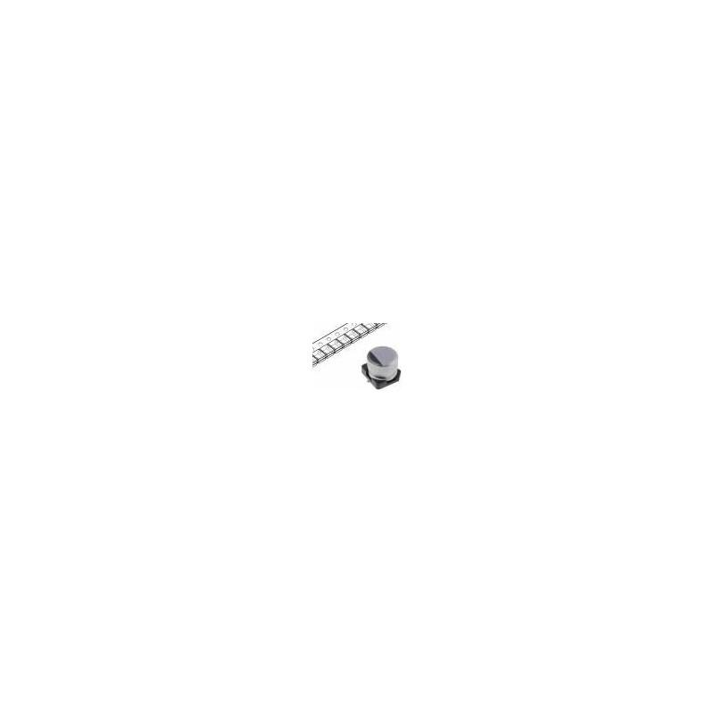 ΠΥΚΝΩΤΗΣ ΗΛΕΚΤΡΟΛΥΤΙΚΟΣ SMD 330μF/25V 105°C 8X10