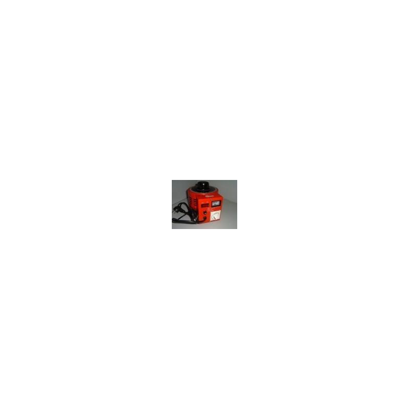 ΜΕΤΑΒΛΗΤΟΣ ΜΕΤΑΣΧΗΜΑΤΙΣΤΗΣ (VARIAC) ΜΕ ΒΟΛΤΟΜΕΤΡΟ 0-250V 4A