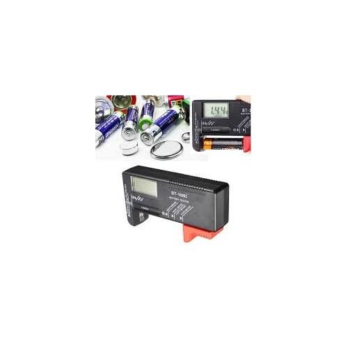 Portable Digital Battery Tester-Black C