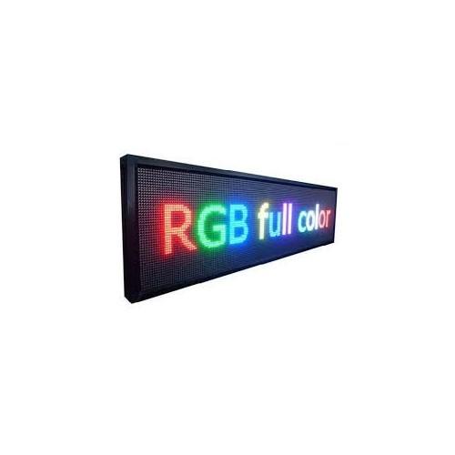 ΕΠΙΓΡΑΦΗ LED 200 X 40 cm COLOR RGB