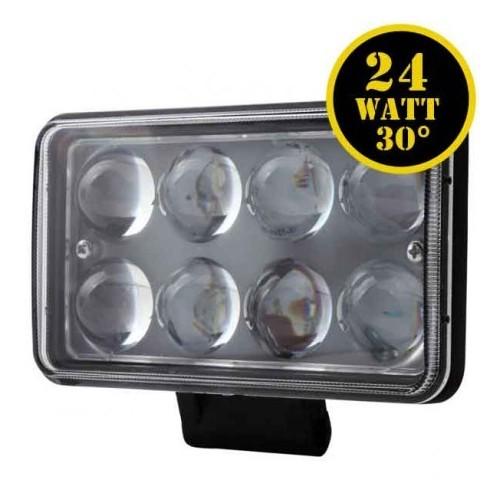 4d 24w led work light for suv/atv/truck