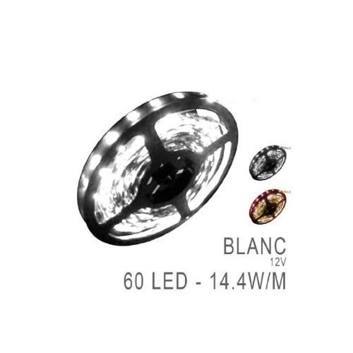 ΑΔΙΑΒΡΟΧΗ ΤΑΙΝΙΑ LED ΨΥΧΡΟ ΛΕΥΚΟ 24VDC 14.4 W/m IP65