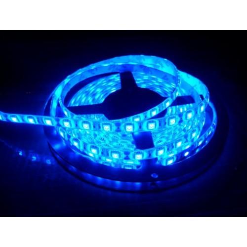 ΑΔΙΑΒΡΟΧΗ ΤΑΙΝΙΑ LED BLU 24VDC 14.4 W/m IP65