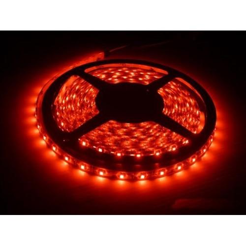 ΑΔΙΑΒΡΟΧΗ ΤΑΙΝΙΑ LED RED 24VDC 14.4 W/m IP65