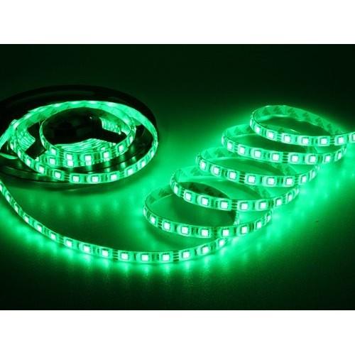 ΑΔΙΑΒΡΟΧΗ ΤΑΙΝΙΑ LED GREEN 24VDC 14.4 W/m IP65