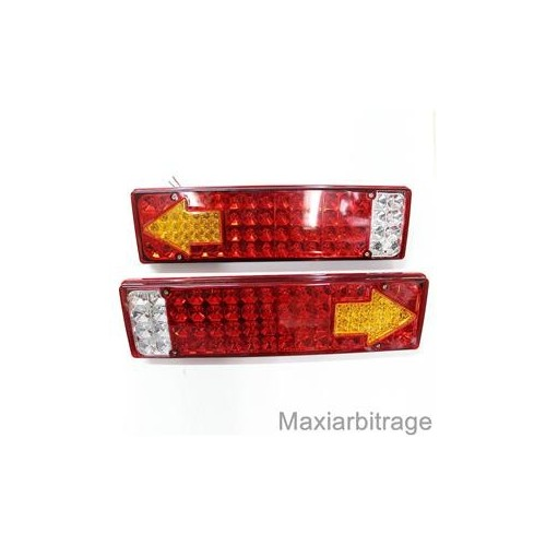 73 LED LIGHTS TRUCK