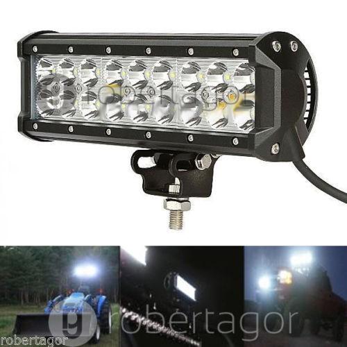 "9\\"" inch 54W LED LIGHT BAR Spot FLOOD FOR OFF ROAD LED BAR IP67 4WD ATV UTV SUV"